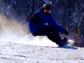 Skifahren im Lausitzer Bergland