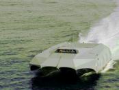 M80 Stiletto: Das amerikanische Stealth-Schiff für verdeckte Operationen