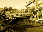 Abschwung Lausitz: Wenn jährlich 1,3 Milliarden Euro an Wertschöpfung wegbrechen