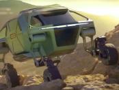 """Hyundai - Elevate: """"Bewältigt unzugängliches Gelände zu Fuß"""""""
