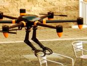 Prodrone PD6B-AW-ARM: Drohne mit zwei Greifarmen
