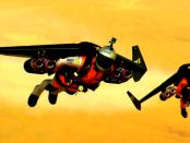 """Jetman: """"Fliegen wie ein Vogel"""""""