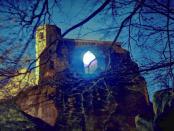 Warum die Burg Oybin für einen anderen Teil der Lausitzer Geschichte einsteht