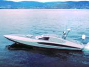 Meteor Aerospace - ORCA: Das unbemannte Wasserfahrzeug