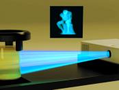 """Stereolithografie: """"Dies ist um ein Vielfaches schneller als bei den herkömmlichen 3D-Druckverfahren"""""""