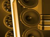 --W E R Β U Ν G-- Canton: Designlautsprecher für ein einzigartiges Klangerlebnis