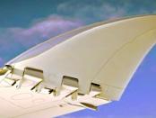 Boeing: Die Technik von Klappflügel