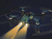 U-Drone: Durch Gedankenkraft eine Drohne steuern