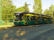 Als in Zittau noch eine Straßenbahn fuhr