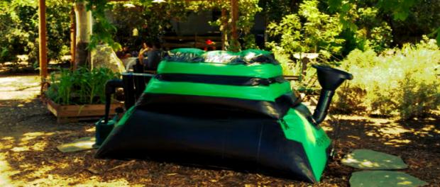 Gemeinsame HomeBiogas: Die Mini-Biogasanlage für Privathaushalte – Lausitzer @TA_62