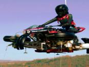 Lazareth LMV 496: Ein Motorrad für die Straße und für die Luft