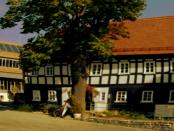 """Windmühle Seifhennersdorf: """"Auf einem Berg mit herrlichem Weitblick ins Zittauer Gebirge"""""""