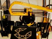 Cura: 3D-Druck von Drahtgeflecht