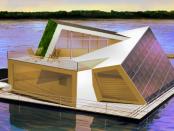Das schwimmende Haus: Energieverbrauch im Häusern senken
