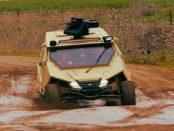 Yagu: Fahrzeug für Spezialeinheiten