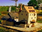 """Kleine Lausitz: """"Erlebnis- und Miniaturenpark Elsterwerda"""""""