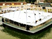 Floating Farm: Der schwimmende Kuhstall