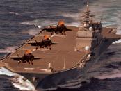 Japan und USA: Diplomatie mit Flugzeugträgern