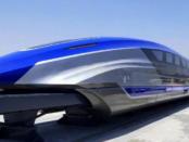 "China -  Magnetschwebebahn: ""600 Kilometer pro Stunde"""