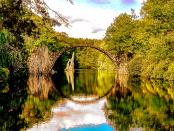 """Kromlauer Park: """"Als englischer Landschaftspark errichtet"""""""