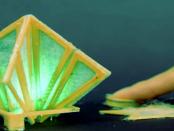 3D-Drucker: Das gedruckte Fasergewebe