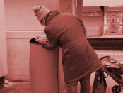 Armut: Berlin wirft seine Schatten vorraus