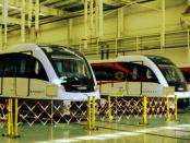 China: Eine U-Bahn mit 140 Stundenkilometern