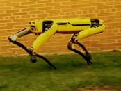 Boston Dynamics - Spot: Der halb-autonome Laufroboter