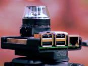 """Raspberry Pi: """"Ein 360-Grad-Video zu erstellen"""""""