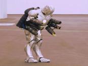 """Fliegendes Exoskelett: Der """"echte"""" Iron Man"""