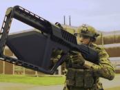 DroneGun Tactical: Die E-Waffen gegen Drohnen