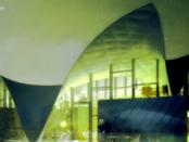 Die Herstellung von ultradünnen und funktionsfähigen Betondächern