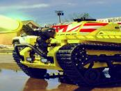 Thermite 3.0: Roboter zur Feuerbekämpfung