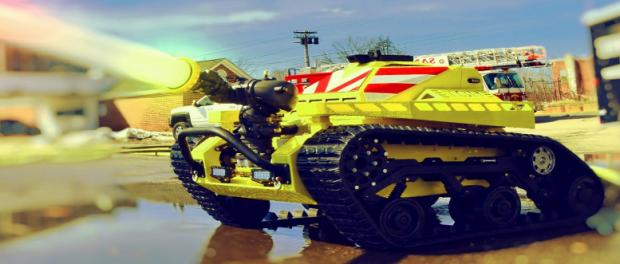 Screenshot roboticfirefighters.com