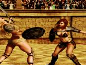 Amazon und Achillia: Warum es Gladiatorinnen gab