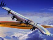 """AlbatrossOne: """"Die Flügel sind einem Raubvogel nachempfunden"""""""