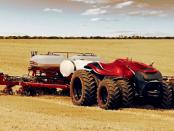New Holland - Case IH Concept: Autonom arbeitender Traktor