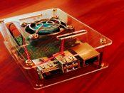 """Druckserver: """"Als Hardware für den Print-Server eignet sich ein stromsparender Raspberry Pi besonders gut"""""""