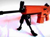 Selber Bauen: Die Softair aus dem 3D-Drucker