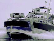 Seagull: Autonomes bewaffnetes Wasserfahrzeug