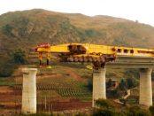 SLJ 900/32: Brückenbaumaschine aus China