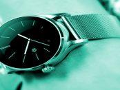 """""""Die Bangle.js Smartwatch erfüllt die IP68-Schutzklasse"""""""