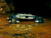 """Turtle Rover: Der wasserdichte """"Marsrover"""" für die Erde"""
