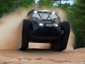 Ripsaw EV2: Das zivile Kettenfahrzeug