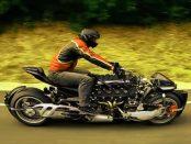 """Lazareth LM847: Das 470 PS starke """"Vier-Rad-Motorrad"""""""