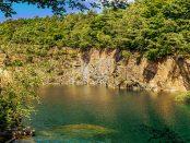 Königshainer Berge in der Lausitz: Unscheinbar und gleichzeitig Geheimnisvoll