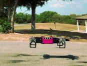 JetQuad: Die Drohne mit 200 PS Strahltriebwerke