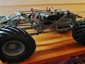 Der Monstertruck aus dem 3D-Drucker