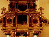 """Lausitz: """"Blickpunkt ist der Altar"""" - Der goldene Altar zu Spremberg"""