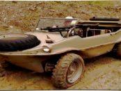 Technische Schauanlage für Kübel- und Geländewagen